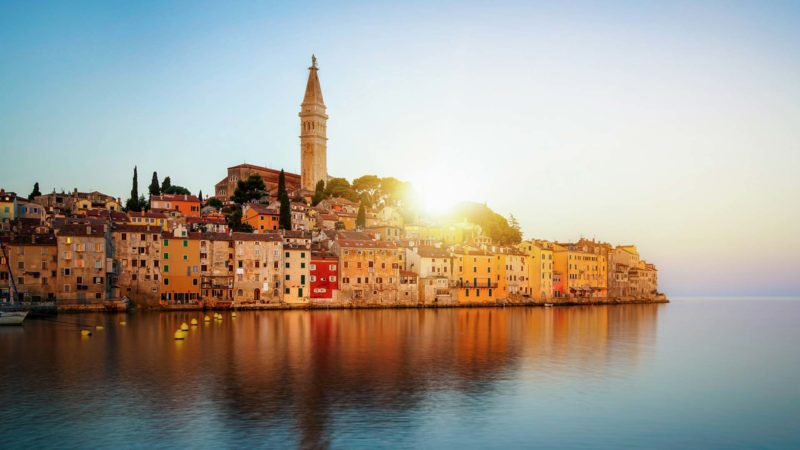 Best sightseeing attractions in Croatia - Rovinj